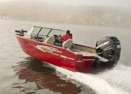 Best Performance in Aluminum boats